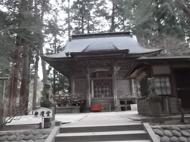 中尊寺 弁慶堂