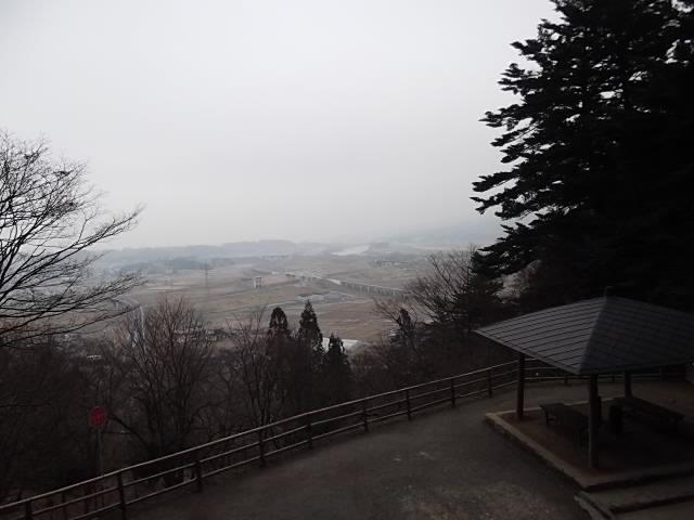中尊寺 展望台
