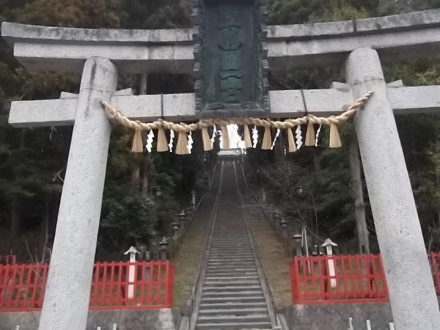 鹽竈神社 表参道