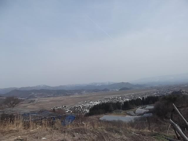 秋葉山からの眺め