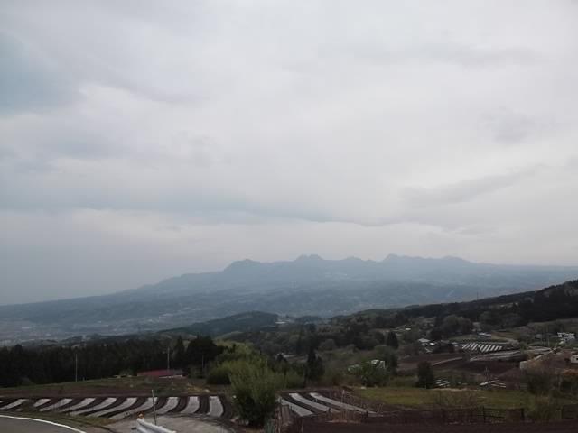 榛名山遠景