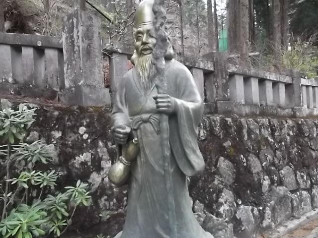 榛名神社 福禄寿