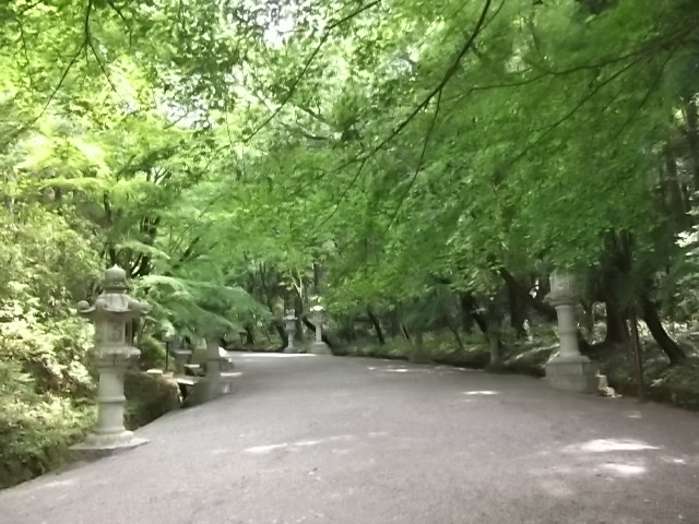 香取神宮 参道