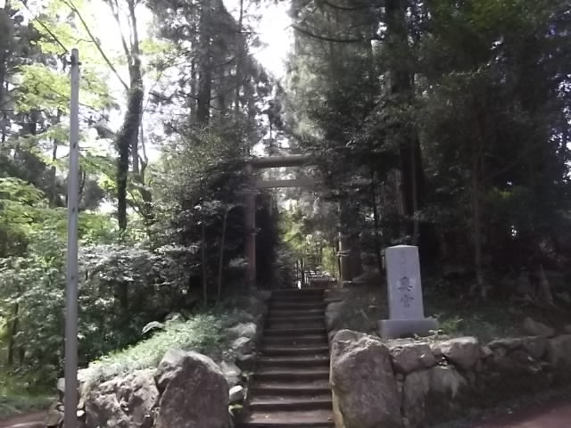 香取神宮 奥宮
