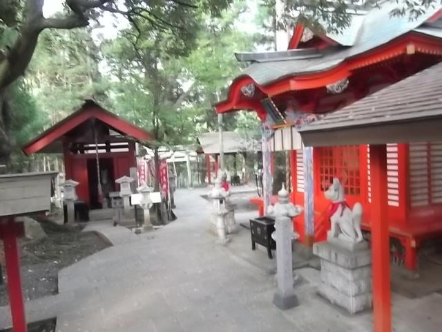 最勝立身出世稲荷神社