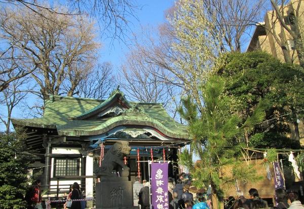 亀有香取神社
