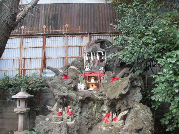 飛木稲荷神社奥社