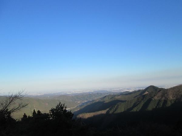 御岳平からの眺望