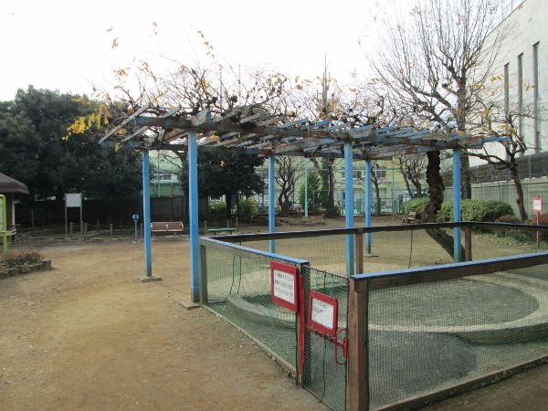 猿楽古代住居跡公園