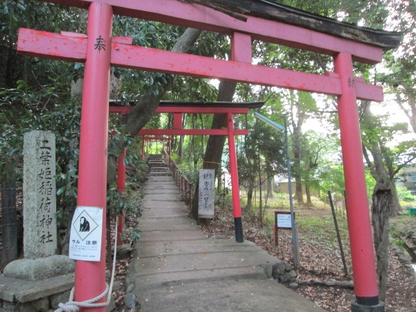二葉姫稲荷神社