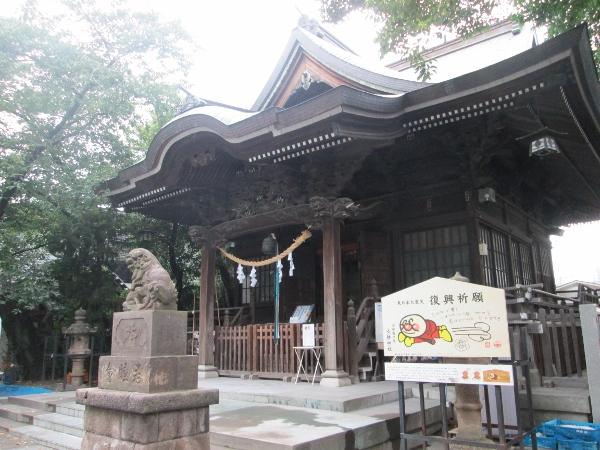 川崎女躰神社