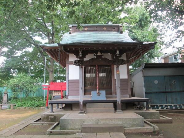 北野神社 社殿