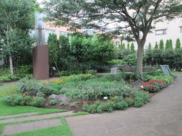 ねむの木の庭