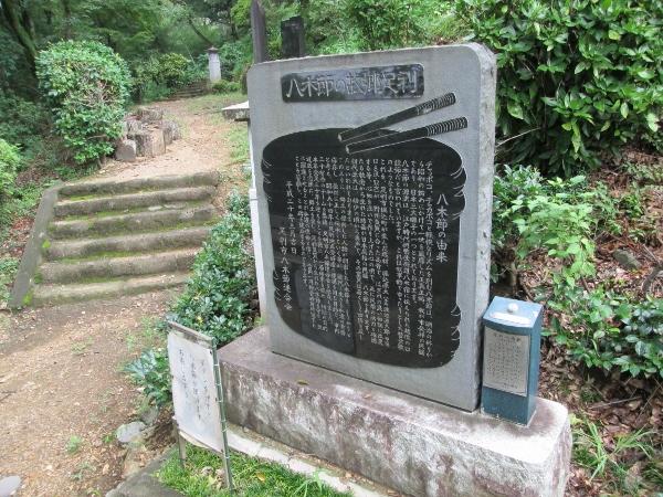 八木節の碑