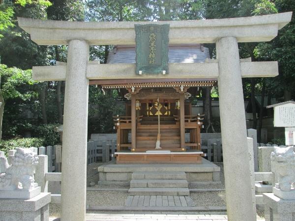 悪王子神社