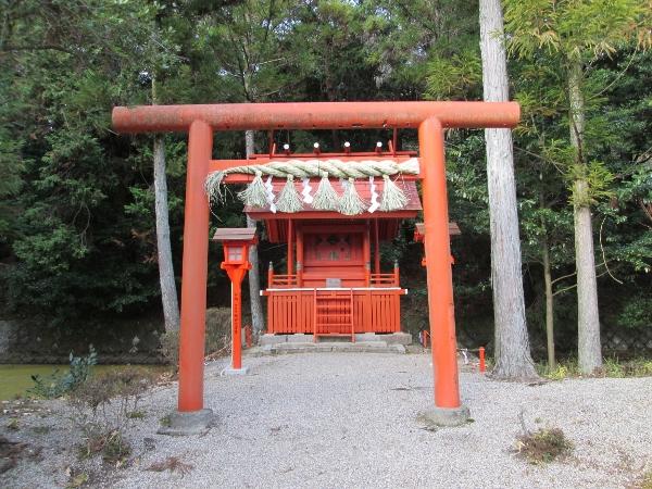 市杵島姫社