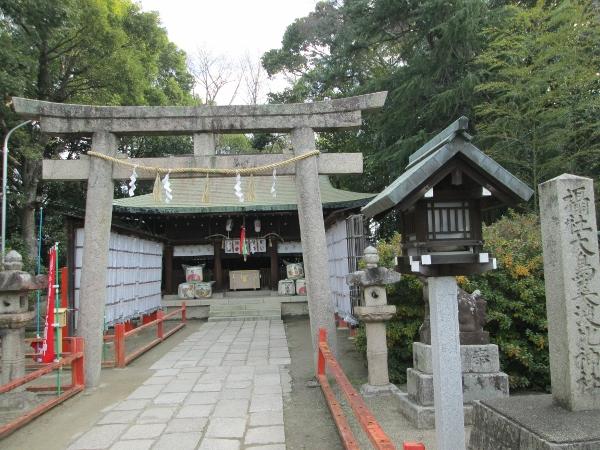 •美波比神社