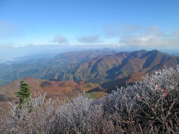 三宝荒神山からの眺め