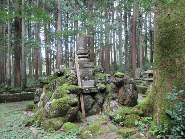 大徹禅師墓