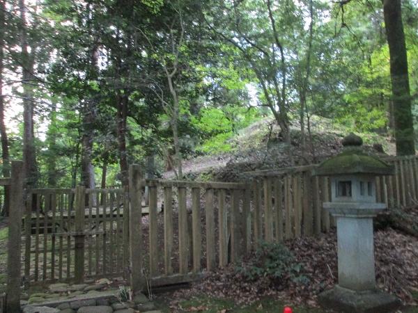 前田利家公墓所