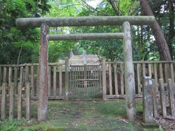 利長公墓所