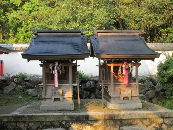 焼鎌神社・敏鎌神社