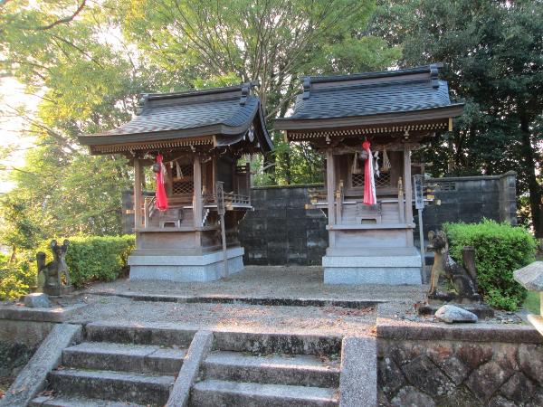 稲荷神社・八幡神社