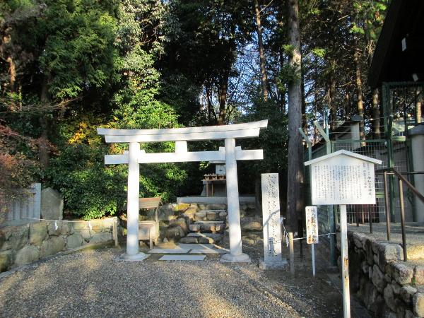 伊和志豆神社