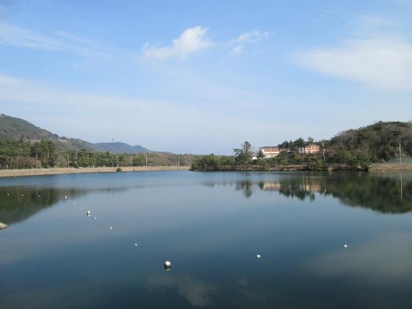 奥山貯水池