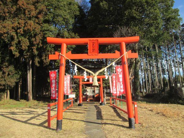 鴻巣稲荷神社