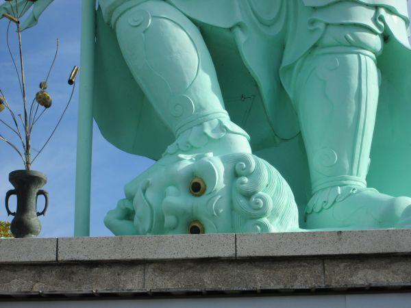 毘沙門天像